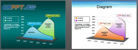 ppt数据分析图标